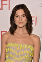 Allison Williams - 18th Annual AFI Awards in LA 1/5/18