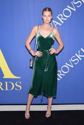 Toni Garrn - 2018 CFDA Fashion Awards in NYC 6/4/18