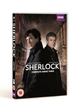 Sherlock - Stagione 3 (2014) [Completa] 2xDVD9 COPIA 1:1 ITA ENG