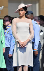 Meghan Markle - Prince of Wales 70th Birthday Patronage in London 5/22/18