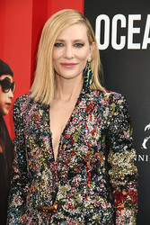 Cate Blanchett - 'Ocean's 8' Premiere in NYC 6/5/18
