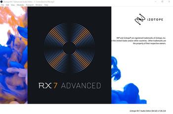 iZotope RX Post Production Suite 3.00 (ENG)