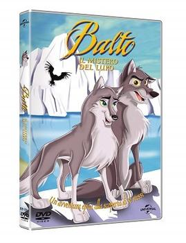 Balto 2 - Il Mistero Del Lupo (2002) DVD9 COPIA 1:1  ITA/ENG/POR/SPA