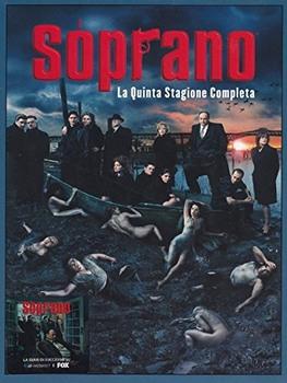 I Soprano - Stagione 5 [Completa] (2004) 4xDVD9 Copia 1:1 ITA/ENG/HUN