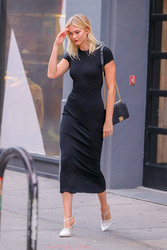 Karlie Kloss - Out in NYC 9/4/18