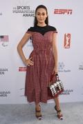 Emmy Rossum - 4th Annual Sports Humanitarian Awards in LA 7/17/18