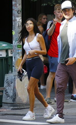 Chantel Jeffries - Out in NYC 9/19/18
