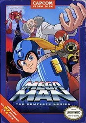 洛克人 Mega Man_海报