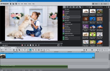 MAGIX Photostory Deluxe 2019 18.1.1.28 (ENG)