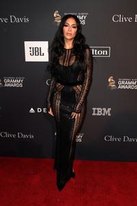 Nicole Scherzinger - The Recording Academy And Clive Davis' 2019 Pre-GRAMMY Gala in Beverly Hills 2/9/19