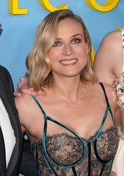 Diane Kruger - Premiere of 'Welcome To Marwen' in Hollywood 12/10/18
