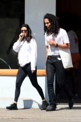 Kourtney Kardashian - Shopping in West Hollywood 3/30/19