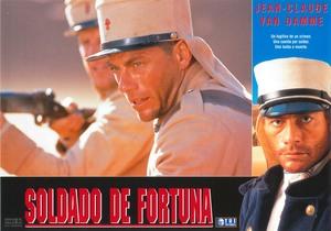 Легионер / Legionnaire; Жан-Клод Ван Дамм (Jean-Claude Van Damme), 1998 445abd1085901334