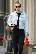 Gigi Hadid - Out in NYC 7/19/18