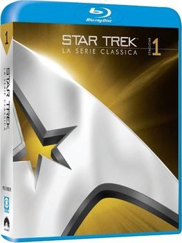 Star Trek - La serie classica - Stagione 1 (1967) [7-Blu-Ray] Full Blu-Ray 301Gb VC-1 ITA DD 2.0 ENG DTS-HD MA 7.1 MULTI