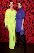 Angela Sarafyan - Alice + Olivia By Stacey Bendet Show in NYC 2/11/19