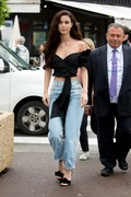 Lena Meyer-Landrut -               Cannes May 14th 2018.