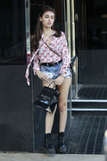 Madison Beer Out Shopping in Beverly Hills 06/18/20185d5533899254644
