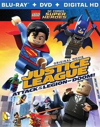 乐高DC超级英雄:正义联盟之末日军团的进攻 LEGO DC Super Heroes - Justice League: Attack of the Legion of Doom!