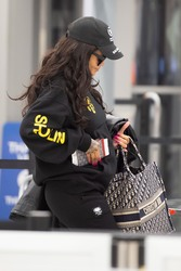 Rihanna - At JFK Airport 9/15/18