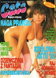 CATS  Nr. 4, kwiecień 1993
