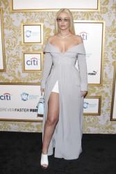 Iggy Azalea - Roc Nation Pre-Grammy Brunch in NYC 1/27/18