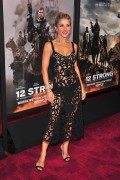 Elsa Pataky - '12 Strong' Premiere in NYC 1/16/18