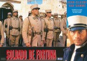Легионер / Legionnaire; Жан-Клод Ван Дамм (Jean-Claude Van Damme), 1998 Bcfe771085901544