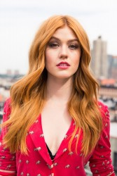 Katherine McNamara - Photoshoot for Coveteur 2018