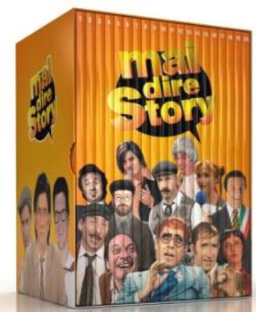 Mai dire Story - Stagione 1 (2010) 10xDVD5 Copia 1:1 ITA
