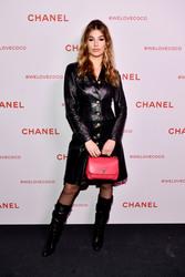 Camila Morrone - Chanel Beauty House Party in LA 2/28/18