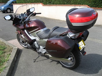 Vends FJR 1300 AS, 2007, 48 000km, 1ère main. C2996b994892324