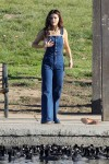 Selena Gomez at Lake Balboa park in Encino 02/02/2018430cb0737640433