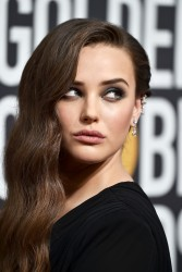 Katherine Langford - 75th Annual Golden Globe Awards in Beverly Hills 1/7/18