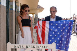 Kate Beckinsale - Photocall during 44th Deauville American Film Festival in Deauville, France 9/2/18