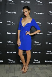 Gal Gadot - Jaguar VIP Reception, 8/14/2013