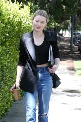 Amber Heard - Out in LA 4/19/19