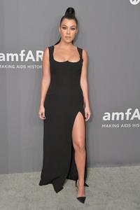 Kourtney Kardashian - 2019 amfAR Gala in NYC 2/6/19