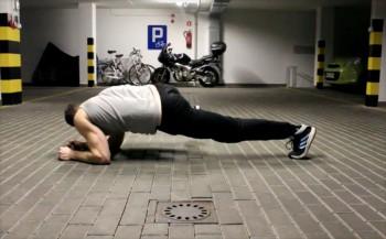 Воин спарты. Программа тренировок со своим весом (2016) Видеокурс
