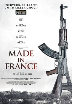 Made in France (2015) DVD9 COPIA 1:1 ITA FRA