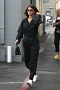 Sofia Richie - Leaving a nail salon in Beverly Hills 3/9/18