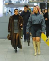 Kim Kardashian - Shopping in Tokyo 3/2/18