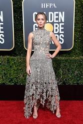 Emily Blunt - 2019 Golden Globe Awards in LA 1/6/19
