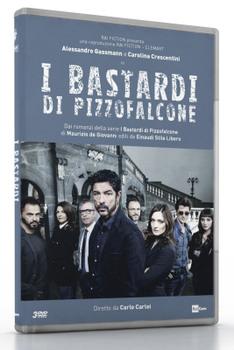 I Bastardi di Pizzofalcone - Stagione 1 (2017) 6xDVD9 COPIA 1:1 ITA