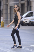 Alison Brie going to the gym in NYC 06/19/201886d2b6899232704