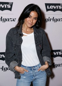 Emmanuelle Chriqui -            Levi's x Girlgaze Ishapemyworld Event Los Angeles March 15th 2018.