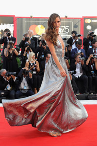 Izabel Goulart - 'First Man' Premiere &Opening Ceremony during the 75th Venice Film Festival 8/29/18