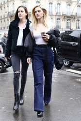 Nicola Peltz - Out in Paris 3/2/18