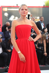 Gabriella Wilde - 'First Man' Premiere &Opening Ceremony during the 75th Venice Film Festival 8/29/18