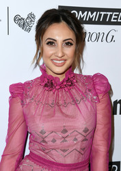 Francia Raisa - Marie Claire's 5th Annual 'Fresh Faces' in LA 4/27/18